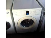 £95 SAMSUNG WASHING MACHINE COMES WITH A STORE WARRANTY WHITE SAMSUNG