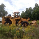 Diesel Michigan Loader