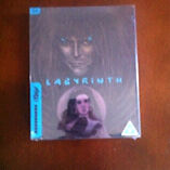 Labyrinth Mondo Steelbook new and sealed