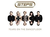 STEPS TICKETS FRONT ROW SEATS