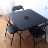 Table chaise a vendre