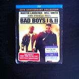 BAD BOYS 1&2 COLlECTION BLu RAY BRAND NEW