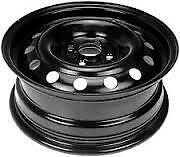 BEST OFFER TAKES THEM - 15 INCH STEEL RIMS (5 BOLT)