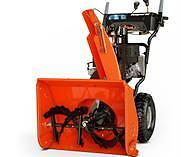 ARIENS DELUXE 24 SNOWBLOWER LIKE NEW