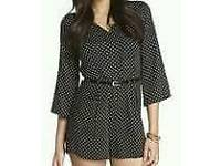 Ladies playsuit new size 12