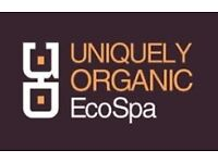 Part-time EcoSpa Receptionist