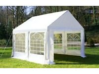 Marquee tent 3m x 4m