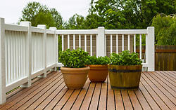 Quality Wooden & Composite Decking. Great Rates BOOK NOW!