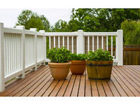 Quality Wooden and Composite Decking, Reasonable Rates, Friendly & Reliable Service Noriwch