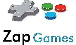 ZapVideoGames