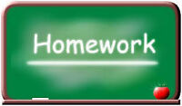 Halifax homework experts for any subject!