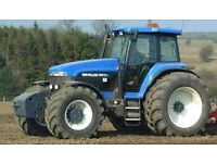 EXPERIENCED TRACTOR DRIVERS REQUIRED