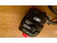 suzuki gsxr 600 right hand switch block