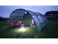 Outwell Palm Coast 6 tent *INCLUDING AWNING*