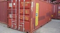 Containers for storage! 20' and 40' used for sale!