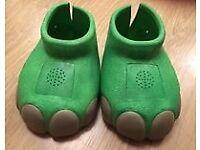 The Good Dinosaur Stomping feet