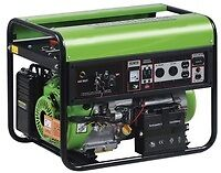 propane / natural gas powered generator.  Natural gas maker.