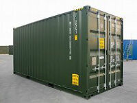Container and Vehicle Storage Available