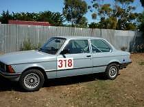 1982 BMW 318i Racing Sedan Milang Alexandrina Area Preview