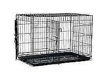Cage pour l'entrainement de votre chiot ou chien