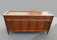 vintage stereo cabinet console stereo ebay 28001