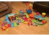 Toot Toot Drivers - Garage, Fire Station, Police Station & Construction site