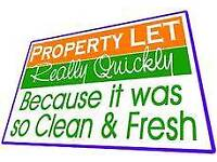 End of tenancy cleaning all ng postcodes