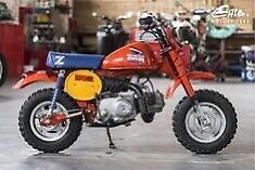 Looking for a 1985 Honda z50r