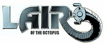 Lair Of The Octopus