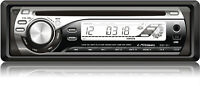Car In-Dash CD/MP3/USB/AUX + iPod/iPhone Connectivity