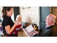 Full Time Bartender/ Waiter - Up to £7.50 per hour - The Vine - Waltham Cross - Hertfordshire