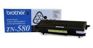 BROTHER TN-580: ORIGINAL/Recycled Cartridge. Made in MTL West Island Greater Montréal image 1