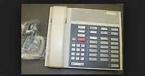 Vantage Esprit Plus Handsfree Meridian telephone Nortel Northern