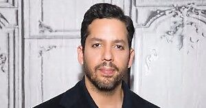 David Blaine (Magician) Tue. July 4, 2017 in Kitchener