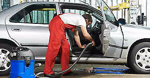 Auto detailing and car wash