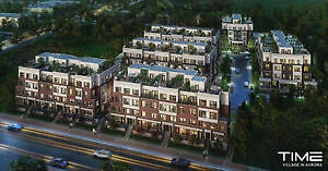 TIME URBAN STACK TOWNHOUSE VIP SALE AT AURORA