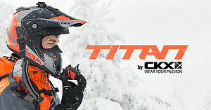 CKX TITAN HELMETS in STOCK at ORPS Parts-Newmarket