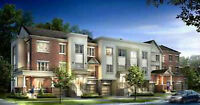 NEW 2 BDR TOWNHOUSE for RENT in North York