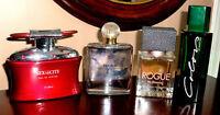 Brand name perfumes / 20 each
