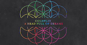 Coldplay August 21 2017