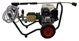 LONCIN petrol 6.5 HP power washer in ex working order very powerfull starts first pull £395.00 n