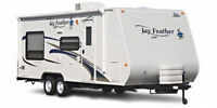 2009 Jayco EXP 213  trailer 23 ft : clean with lots of extras