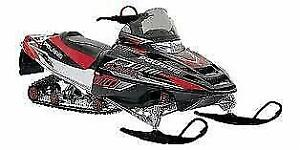 parting out 2005 polaris switchback 600 long track sled