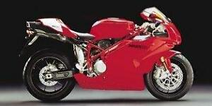 Ducati 749R Superbike OEM bodywork and tank, exhaust