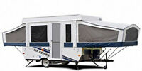 Jayco Travel Trailer -King/Double sleep 6-8 hot water tank