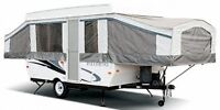 12 foot 2012 palomino tent trailer - mint.
