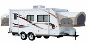 2011 Kodiak travel trailer for rent