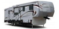 5th wheel, luxury 5-slideout 2013 KOMFORTER for sales