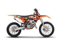 Looking for KTM 150 SX 150 TM 144