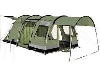 Outwell Bear Lake 4 - Four Person Polycotton Tunnel Tent